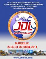 JDL MED 2014- 29/30/31 OCTOBRE à MARSEILLE