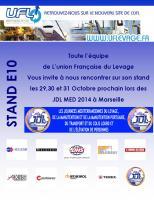 JDL MED 2014//STAND UFL E10